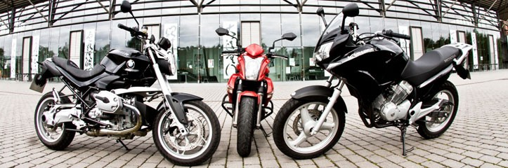 In 8 Tagen zum Motorrad-Führerschein