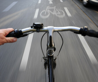 Radverkehr / Unfälle mit Pkws vermeiden