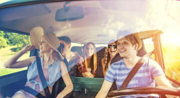 Mit dem Auto entspannt in den Urlaub – kein Problem mit der richtigen Vorbereitung