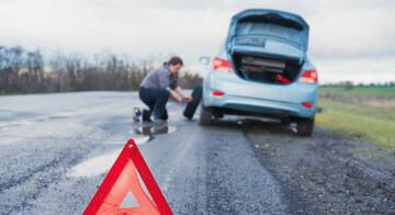 Was tun bei Reifenpannen?