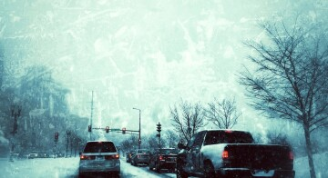 Autofahren im Winter - Mehr Sicherheit bei Eis und Schnee