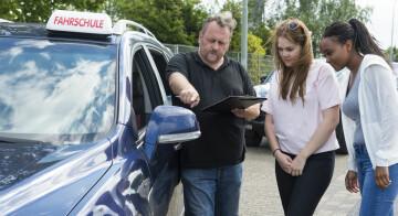 Stressfrei durch die Führerscheinprüfung