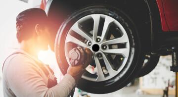 Der richtige Zeitpunkt für den Reifenwechsel
