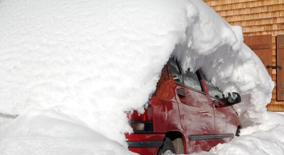 Sicher fahren in der kalten Jahreszeit