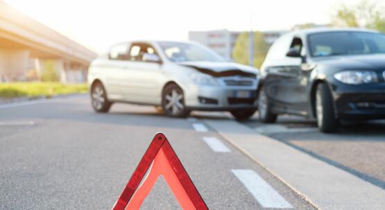 Richtiges Verhalten bei Verkehrsunfällen