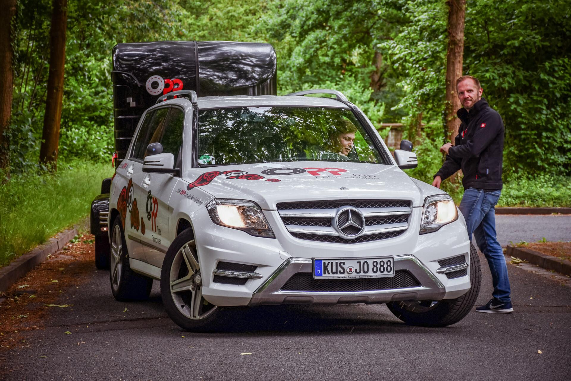 Mercedes Benz GLK 220 Automatik