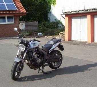 Honda CBF 600 / Lehrfahrzeug für die Klasse A