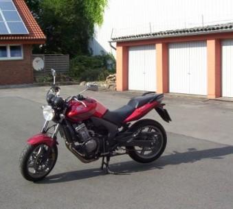Honda CBF 600 / Lehrfahrzeug für die Klasse A2