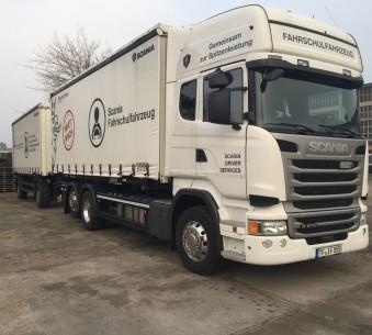 LKW- Scania