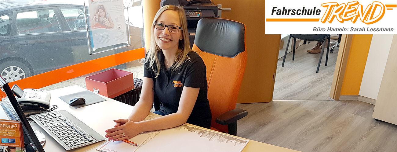 Sarah Büro1