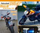 Klasse A1    KTM 125 Duke 2018