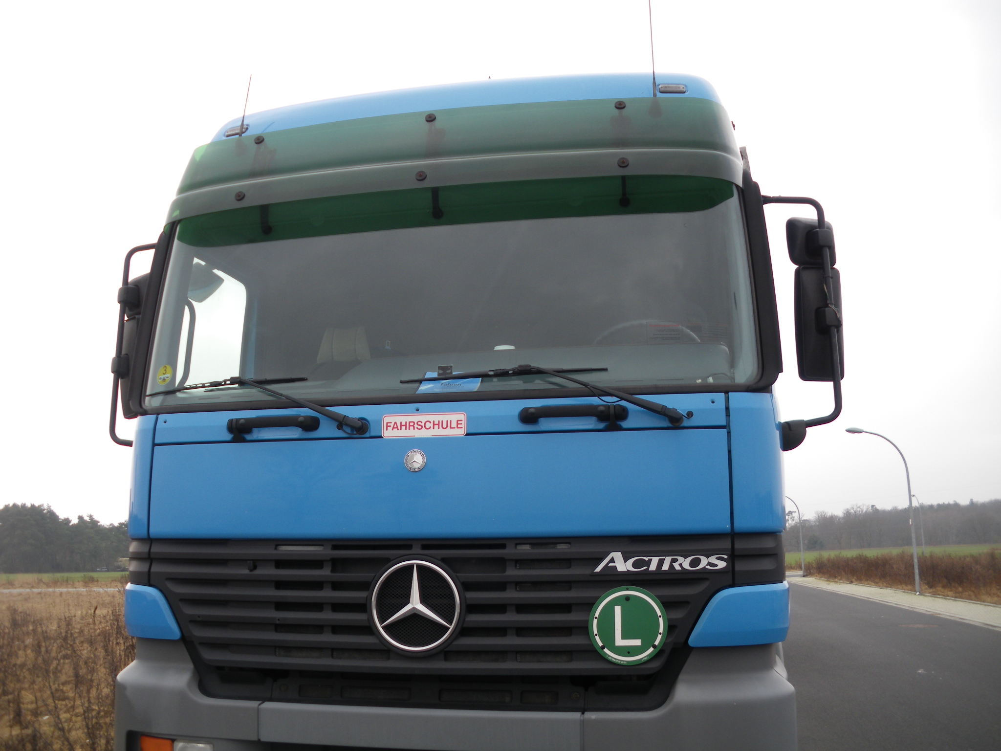 Mercedes Benz Actros 2540