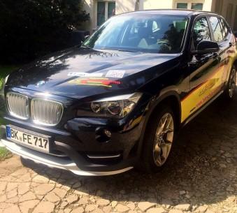 BMW X1 sDrive 16d - Limousine