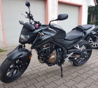 Honda CB 500 mit ABS