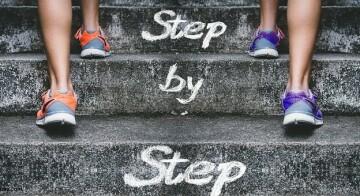 Endlich einen Schritt weiter zum Erfolg!