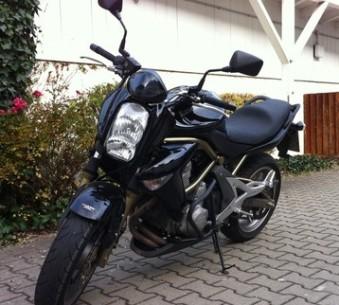 Kawasaki  ER-6n  650ccm  72 PS
