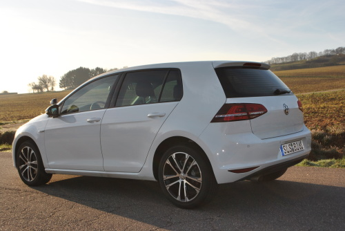 VW Golf VII TDI Lounge Edition