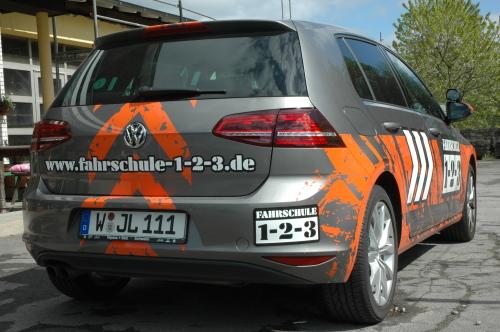 VW Golf 7 mit 150 PS