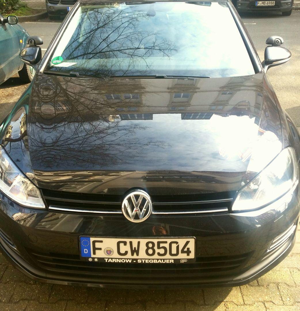 VW Golf VII 1,6