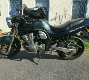600 Bandit Suzuki