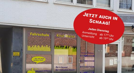 Neueröffnung in Schaag