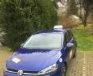 VW Golf  Schaltfahrzeug