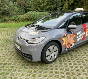 VW ID 3 Elektofahrzeug