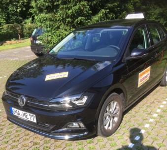 VW Polo Schaltfahrzeug