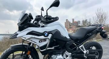 Neues Motorrad