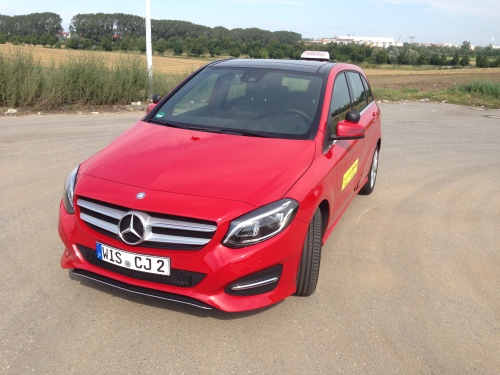 B/BE Mercedes Benz B 200 CDI