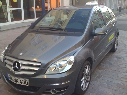 B/BE - Mercedes Benz B200 CDI
