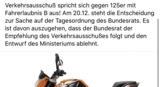 """B 196 - von """"Vier auf Zwei Räder"""""""