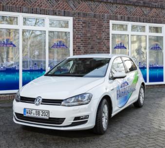 VW Golf 7 Blue Motion