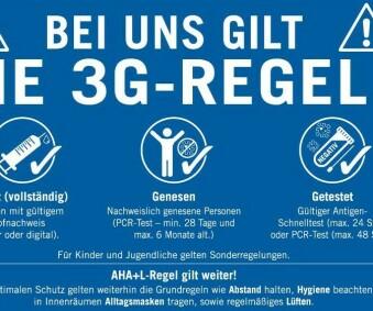 3G-Corona Regel