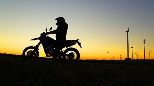 Motorrad-Unterrichte