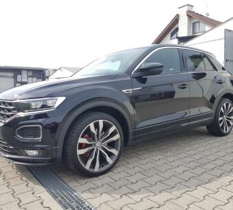 VW T Roc Automatik