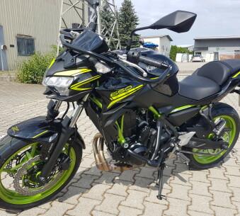 Kawasaki Z650 ABS Führerschein Klasse A