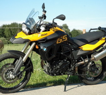BMW F 650 GS, 34 PS