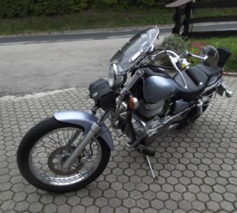 Suzuki LS 650
