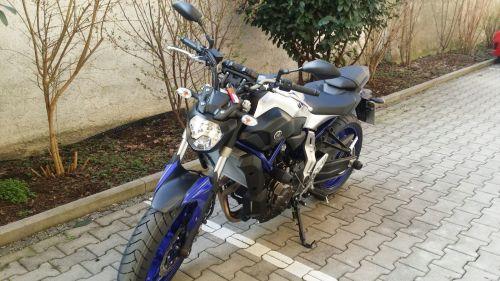 Yamaha MT 07 / 35 KW