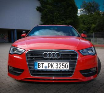 Klasse B - Audi A3