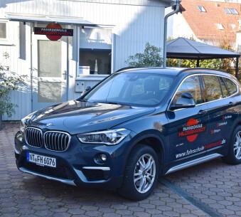 BMW X1 Automatik