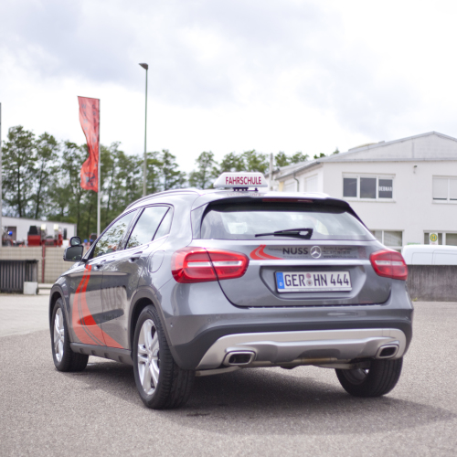 Mercedes-Benz GLA 200 CDI BlueEFFICIENCY