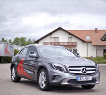 Mercedes-Benz GLA 200 CDI BlueEFFICIENCY