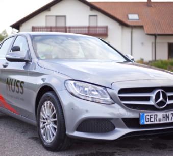 Mercedes-Benz C220 CDI BlueEFFICIENCY