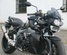 Das Begleitmotorrad