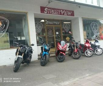 Unser Motorradfuhrpark 2021