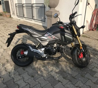 Klasse A1/ Honda MSX 125 ccm
