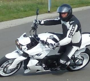 Begleitfahrzeug / BMW K 1300 R