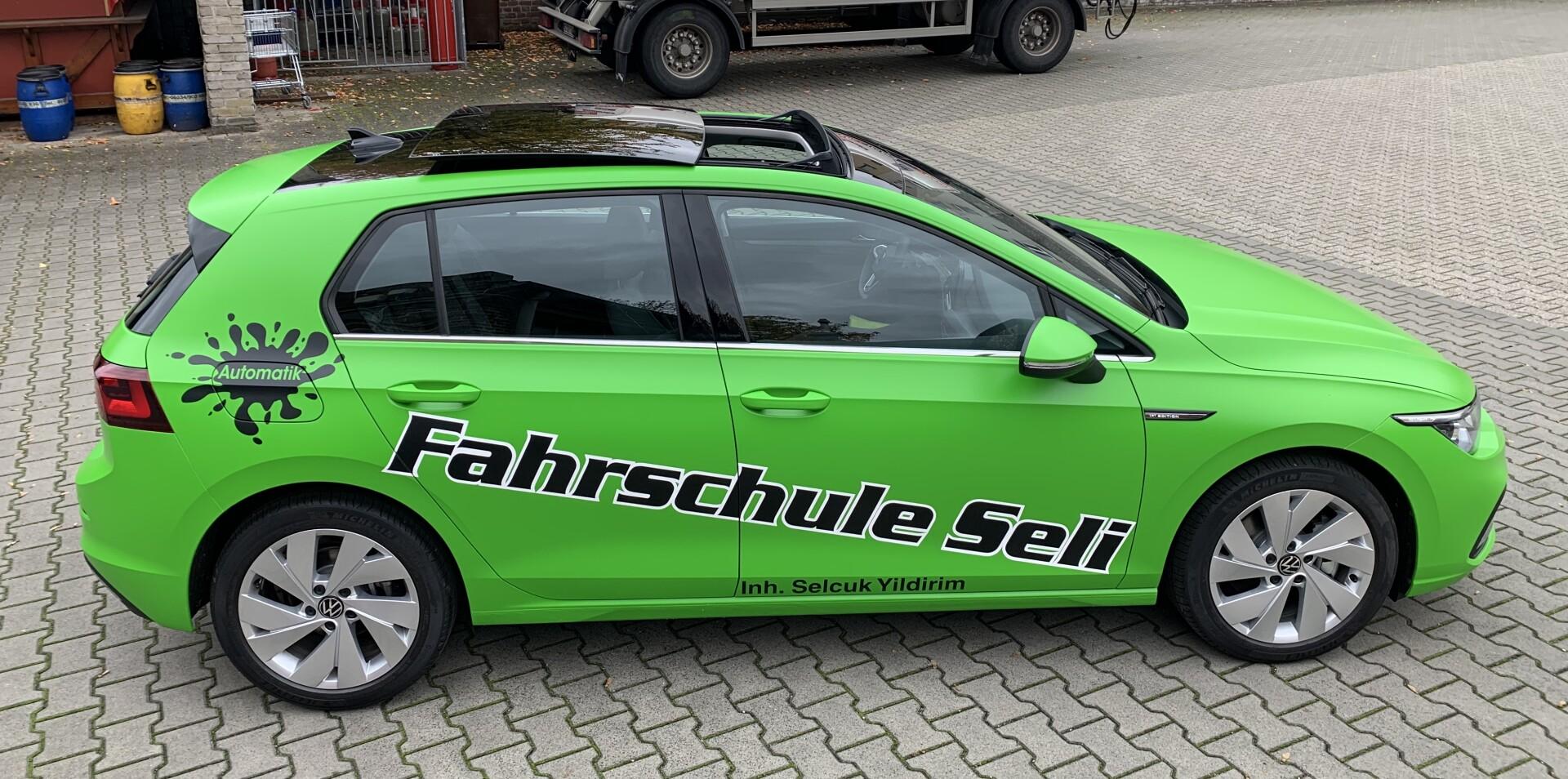 VW Golf 8 (Automatik)